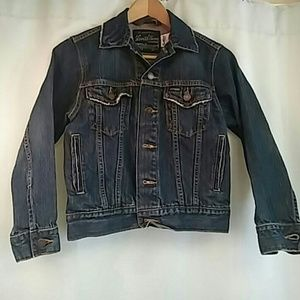 Levi Strauss Signatures Denim Jacket, 6/7 jr